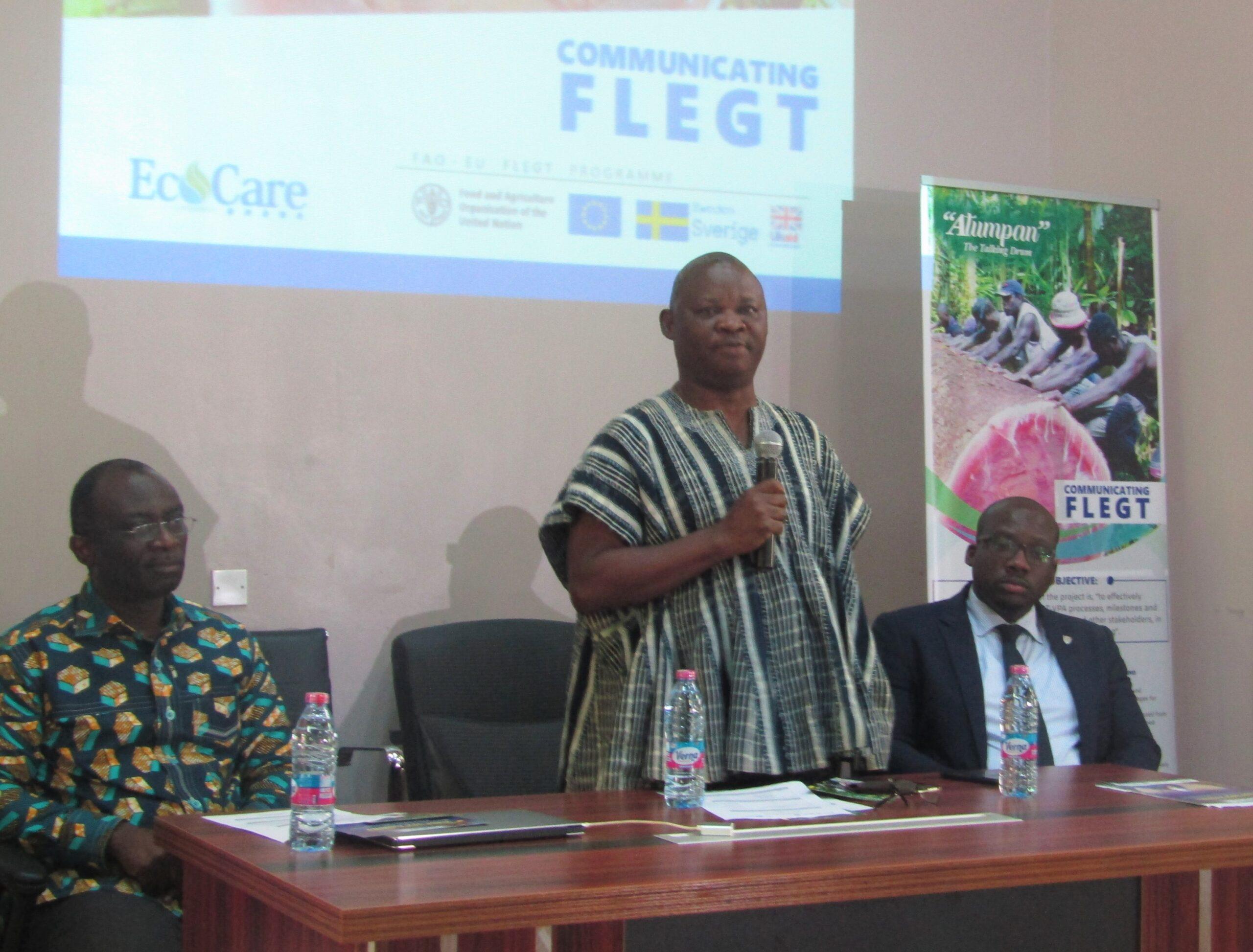 EcoCare Ghana launches Atumpan Project