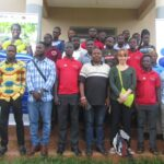 EcoCare Ghana conducts a baseline study on the CFI implementation in Juaboso