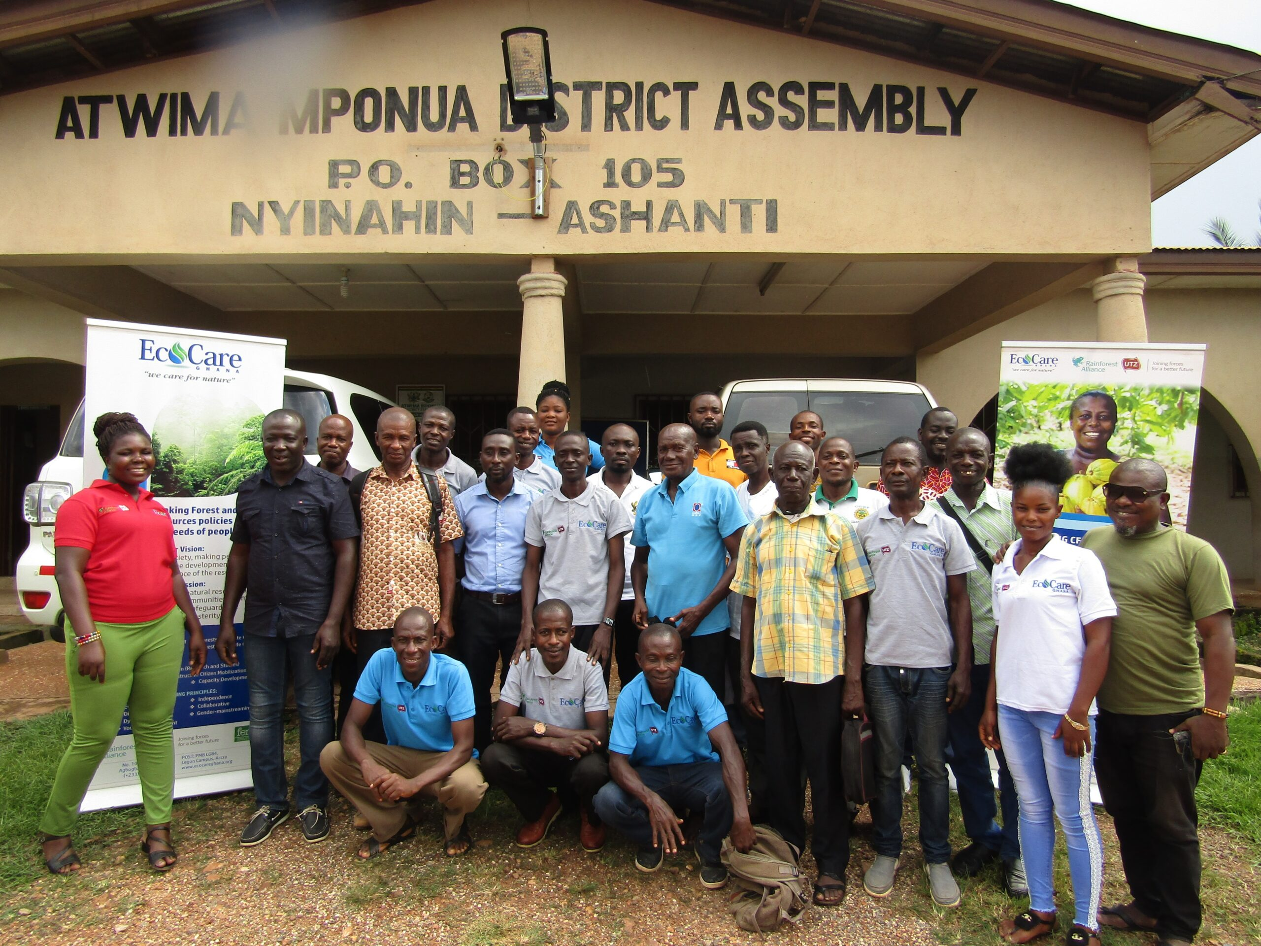 Community Enegagement for the MoCCPA Project Implementation