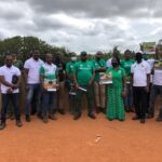Tropenbos Ghana and EcoCare Ghana supported Bono East Region to Commemorate Green Ghana Day