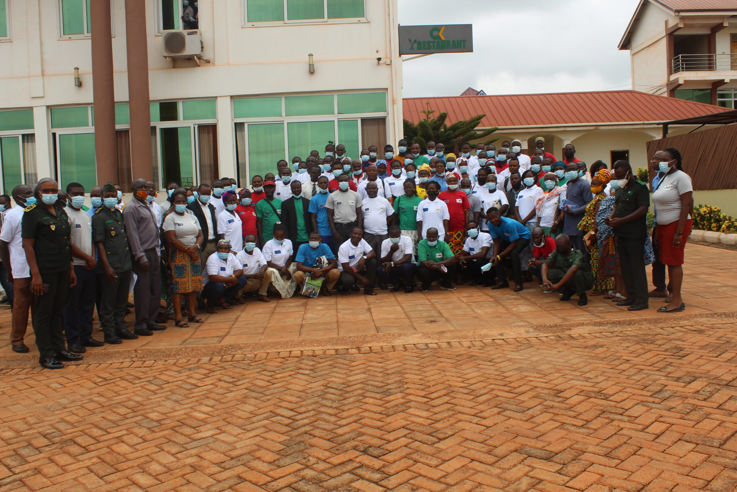 LEAN Project launched to improve the livelihoods of farmers in the Transition Landscape